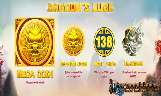 Game Slot Dragon Luck Di FafaSlot Terbaru
